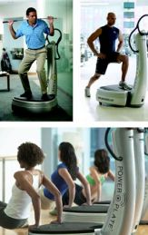 Plateforme Power Plate Outremont, Montreal